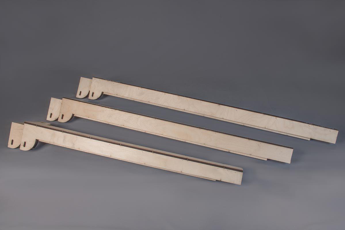 Baseboard Legs (pair)