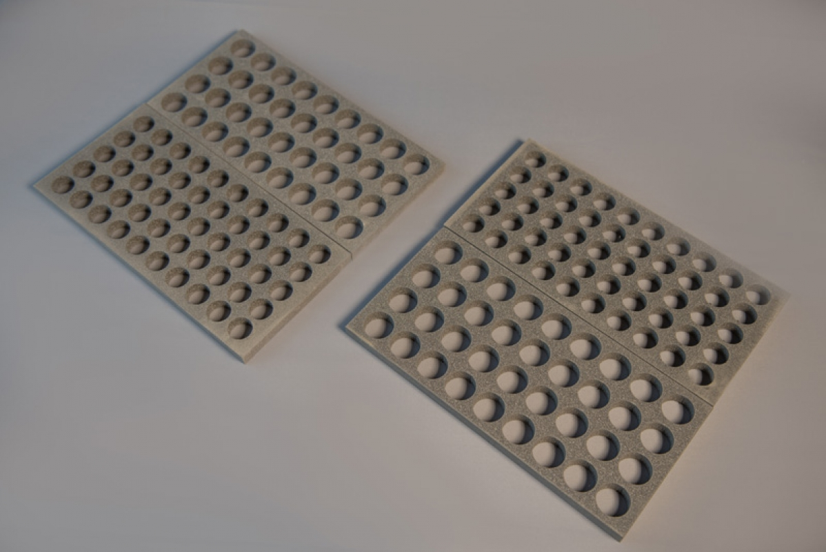 Foam Inserts - Circles