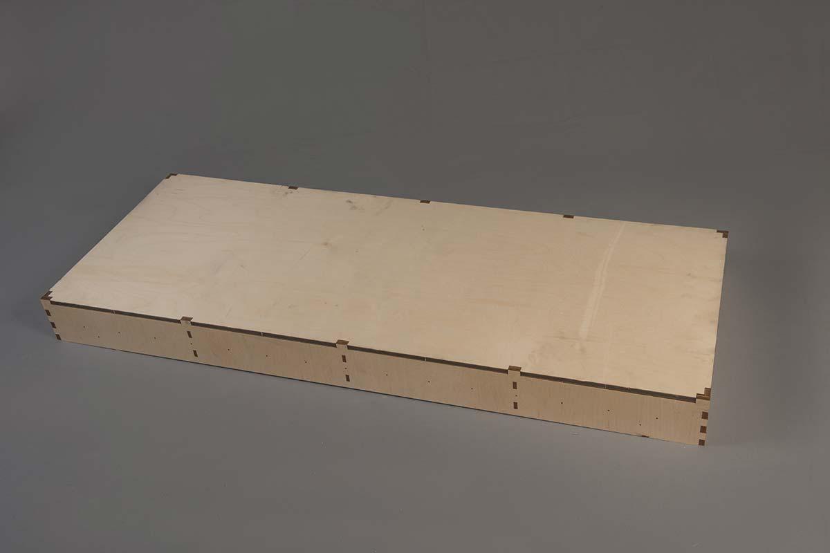 Baseboard Assembled