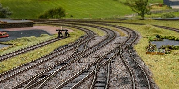 Premium Model Train Baseboards | Railway Baseboards | Model
